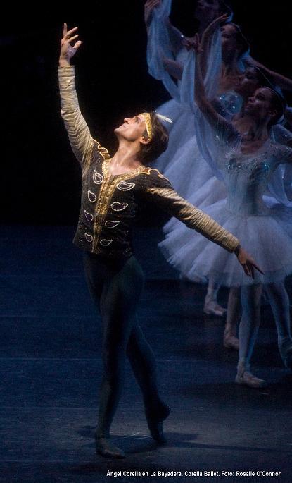 Corella Ballet - La Bayadere