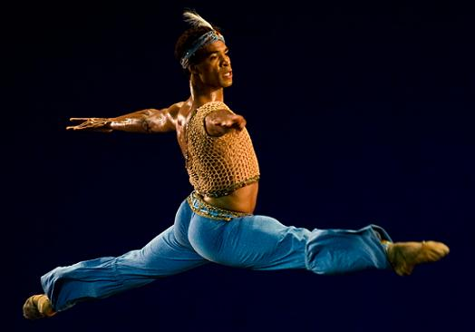 CUBA - UK - DANCE - ROYAL - BALLET