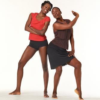 Urban Bush Women - 2005 / Chanon & Nora