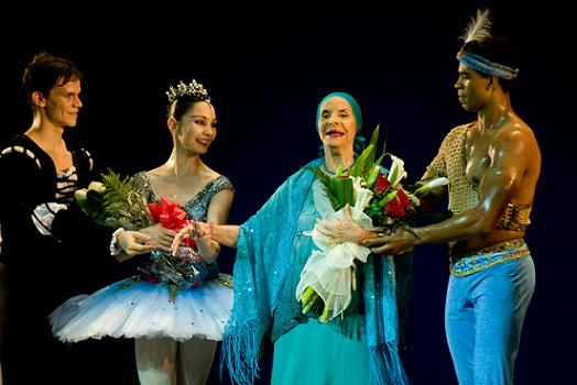 CUBA - UK - DANCE - ROYAL - BALLET